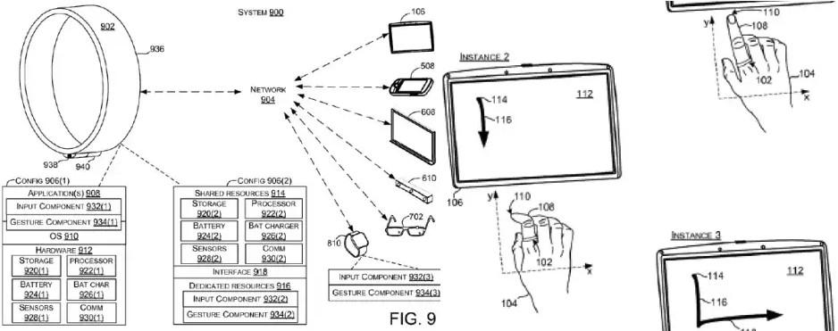 Patent Microsoft 1