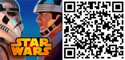 Star wars commander QR