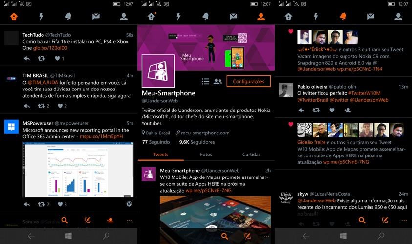 Twitter finalmente libera seu App Universal para Windows ...