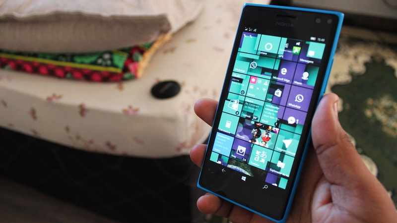 Windows 10 Mobile 14295