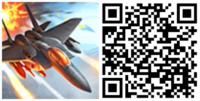 World of Warplanes QR