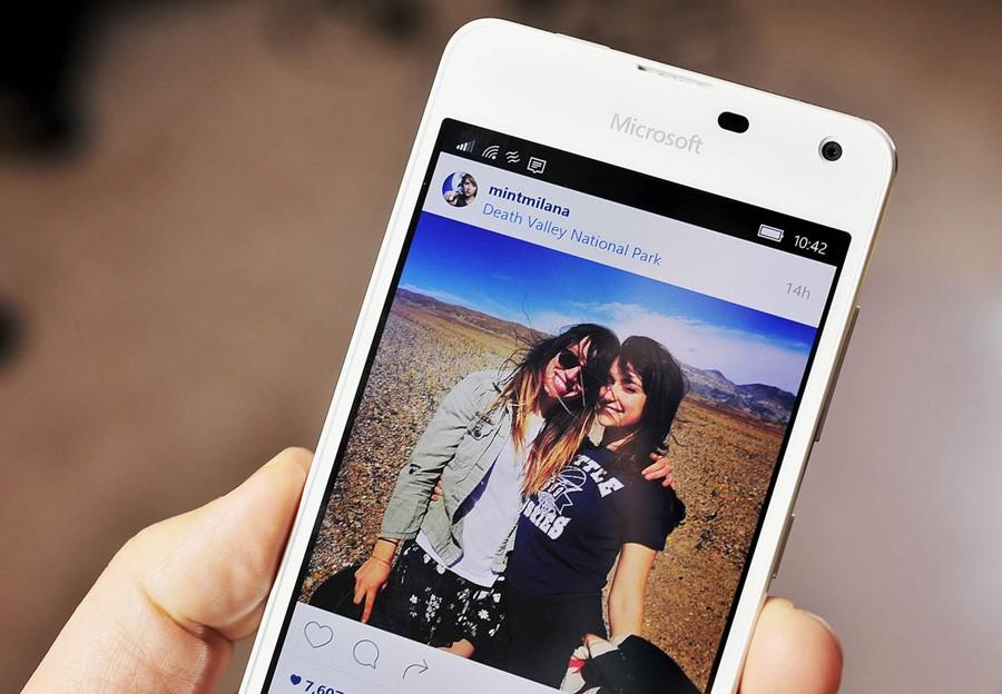 instagram-beta W10 Mobile