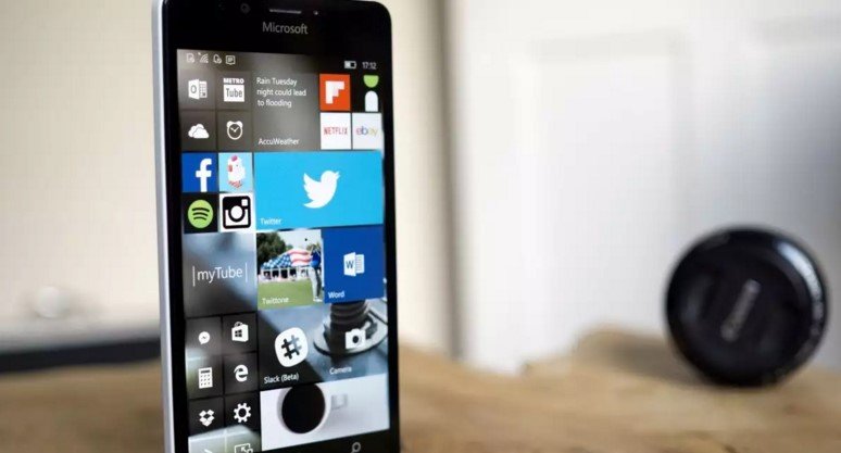 lumia 650 w10 mobile