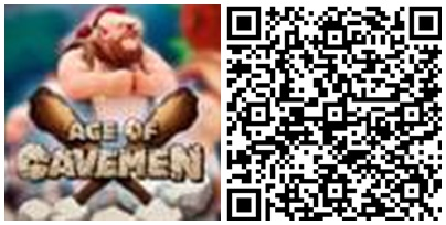 Age of Cavemen QR