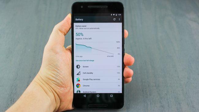 Android N modo doze 2.0