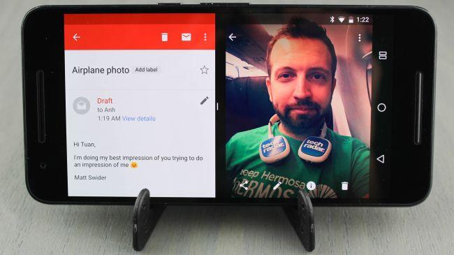 Android N multi janela