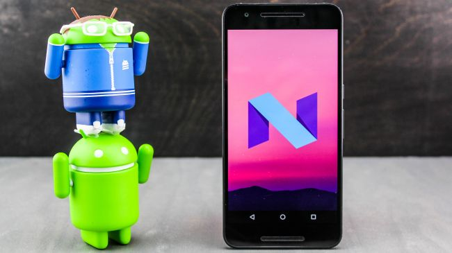 Android N nome