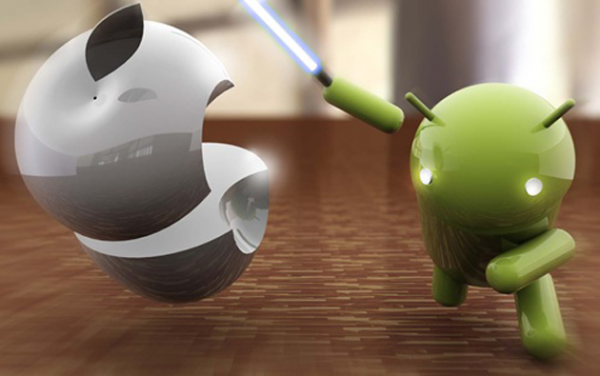Apple vc Android