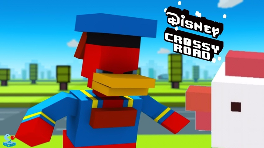 Disney Crossy Road Windows
