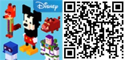 Disney-crossy-road QR