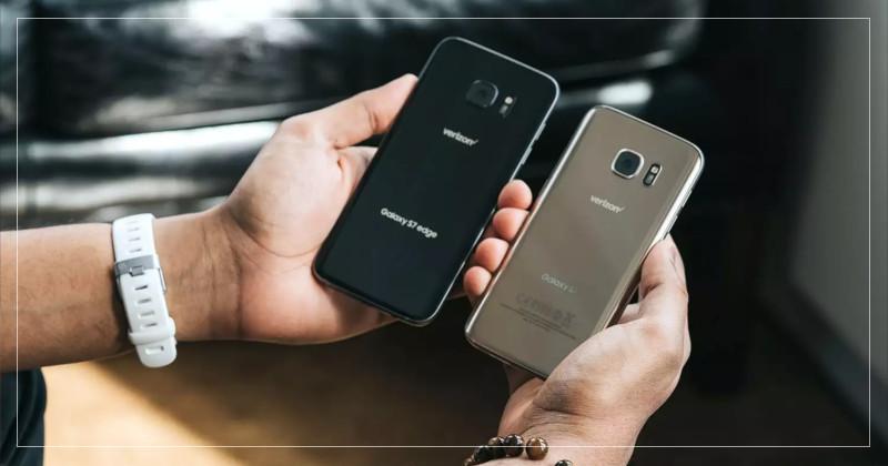 Galaxy S7 Edge Design