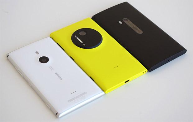 Lumia 920, 925 e Lumia 1020