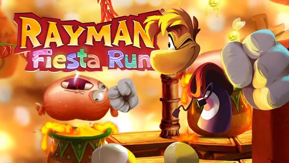 Rayman Fiesta