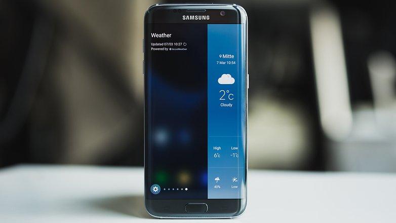 Samsung-galaxy S7 Edge