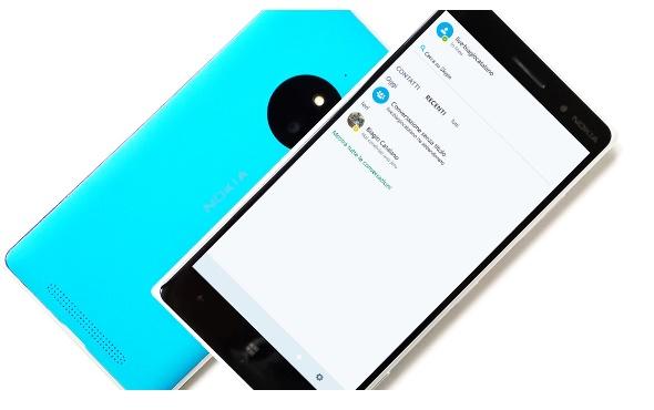 Skype App Universal