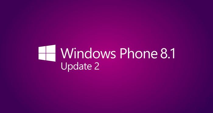 Windows Phone 8.1 Update 2