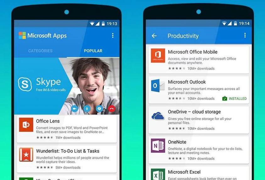 3 - Microsoft Apps