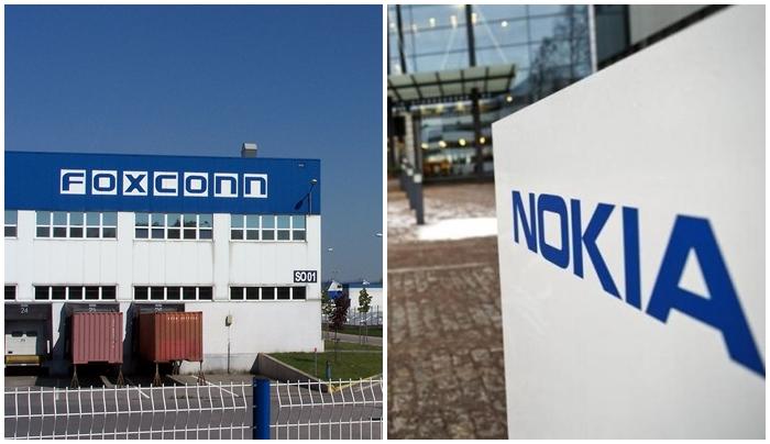 Foxconn Microsoft Nokia