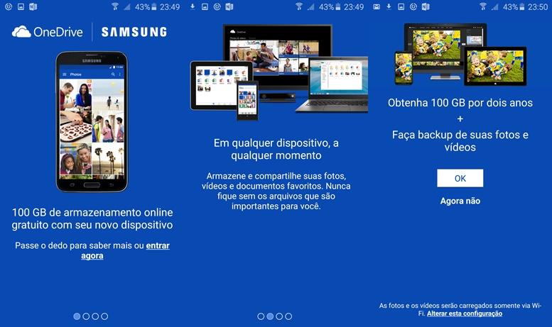 Samsung Onedrive