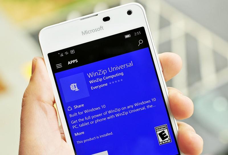 winzip Windows 10