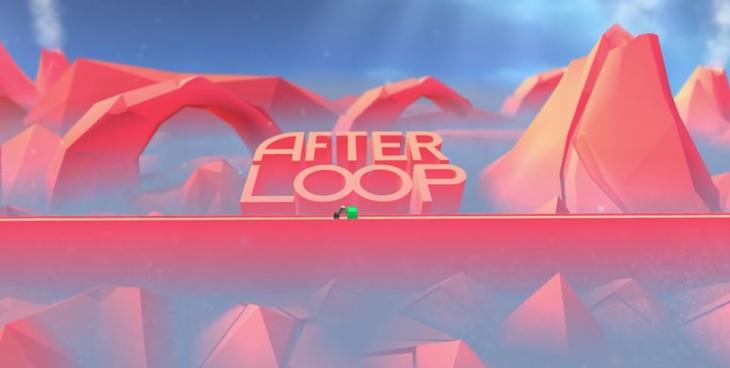 After loop