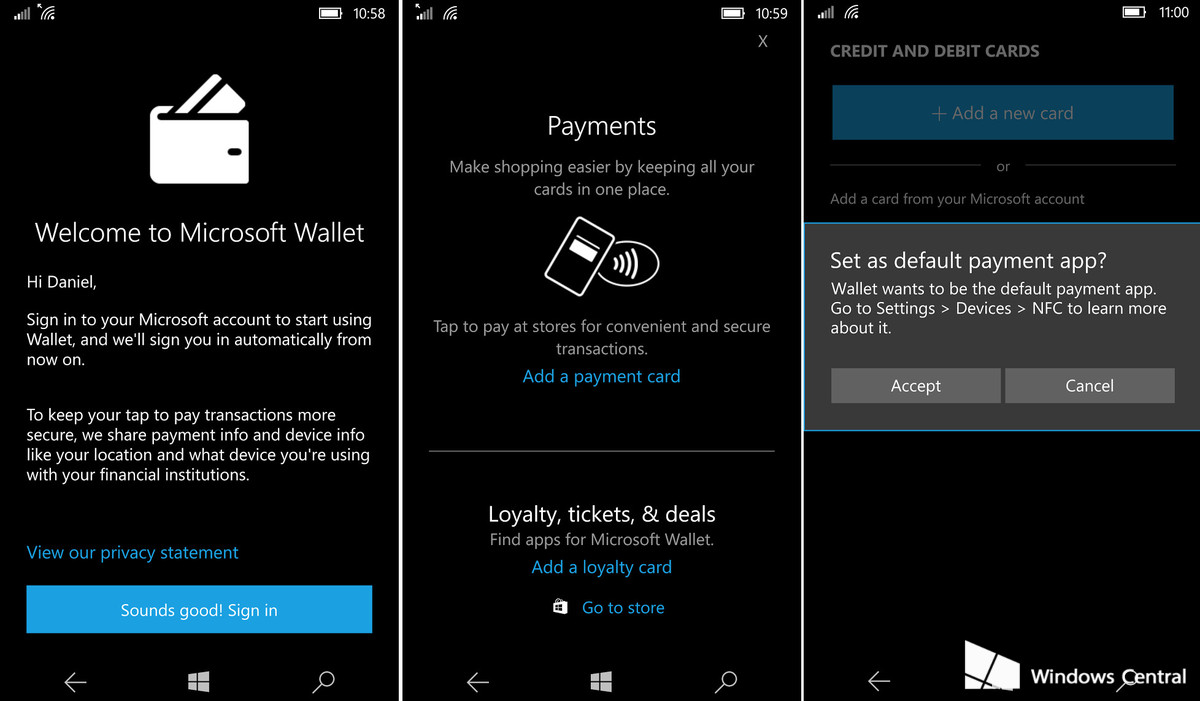 Windows 10 Mobile windows 10 mobile pode finalmente suportar pagamentos via nfc