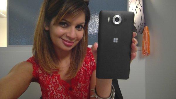 Dona Sarkar Lumia 950