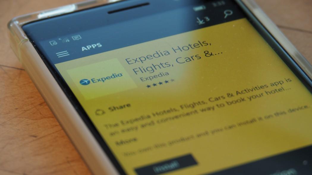 Expedia-Windows-App