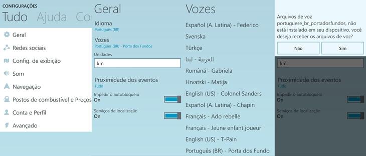 Waze para Windows recebe pacote de voz de Fábio Porchat, mas