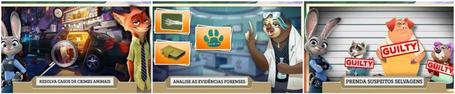 Zootopia Crime