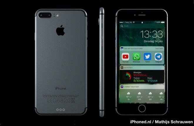 iPhone 7 Conceito