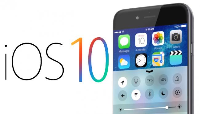 iOS 1o