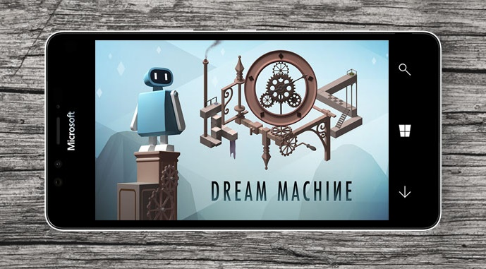 Dream-Machine Windows 10