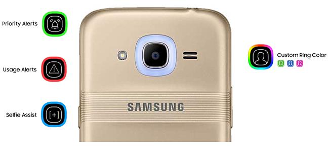 Galaxy J2 Smart Glow