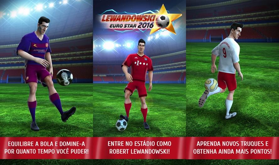 Lewandowski Euro Star 2016