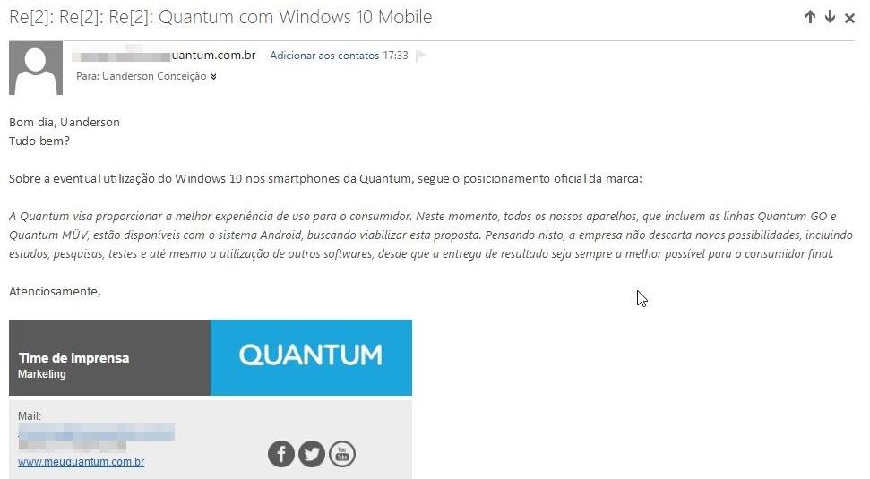 Quantum Windows