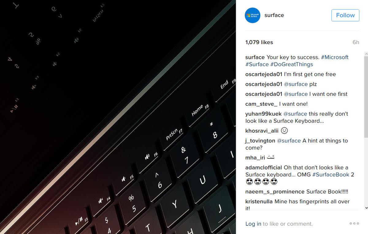 Novo Surface Book