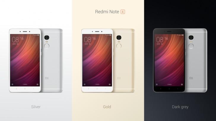 Redmi Note 4 cores