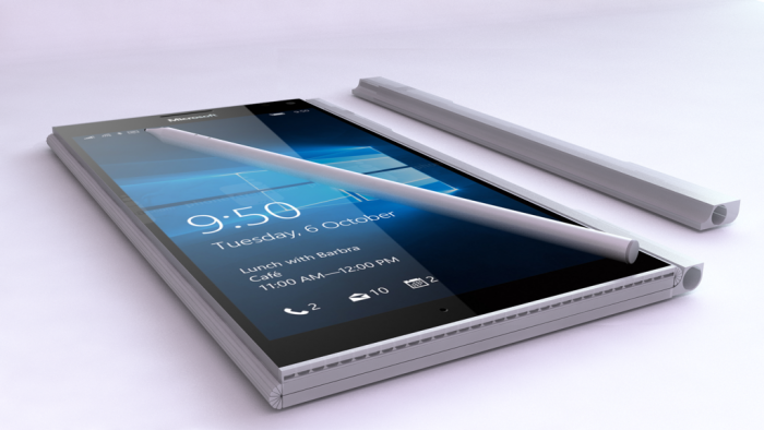 Surface-Phone-Conceito