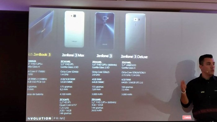 Zenvolution Zenfone 3