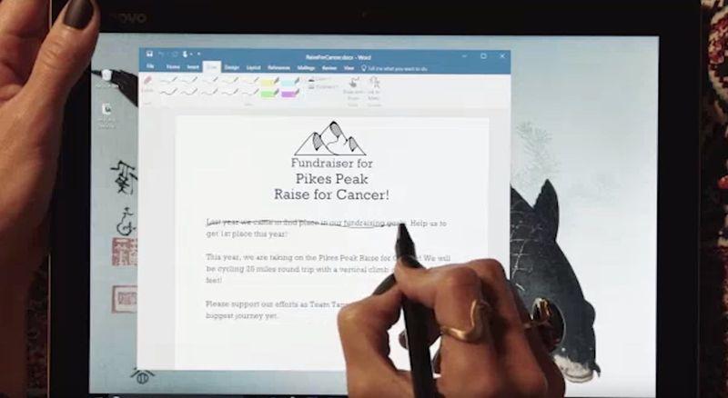 windows 10 creators update pen