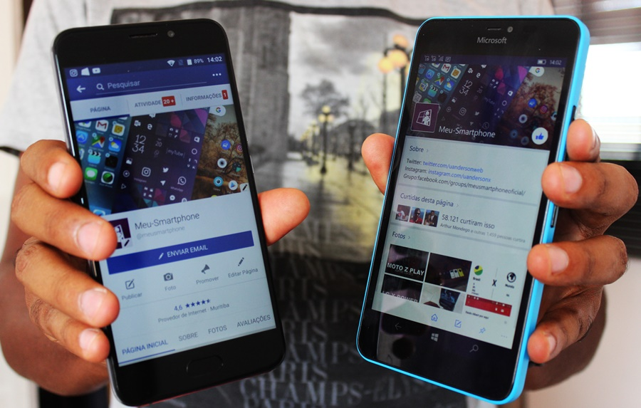 facebook-android-windows