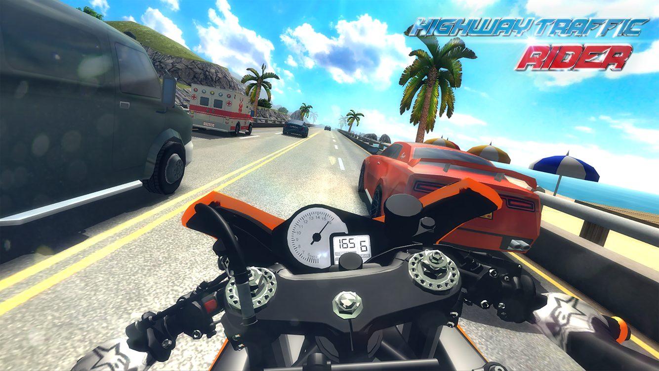 trffic-rider