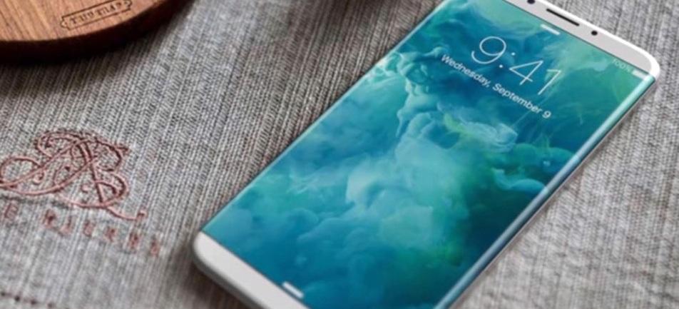 تصویر قاب فاششده ، عمودی بودن دوربینهای آیفون 8 را تایید میکند