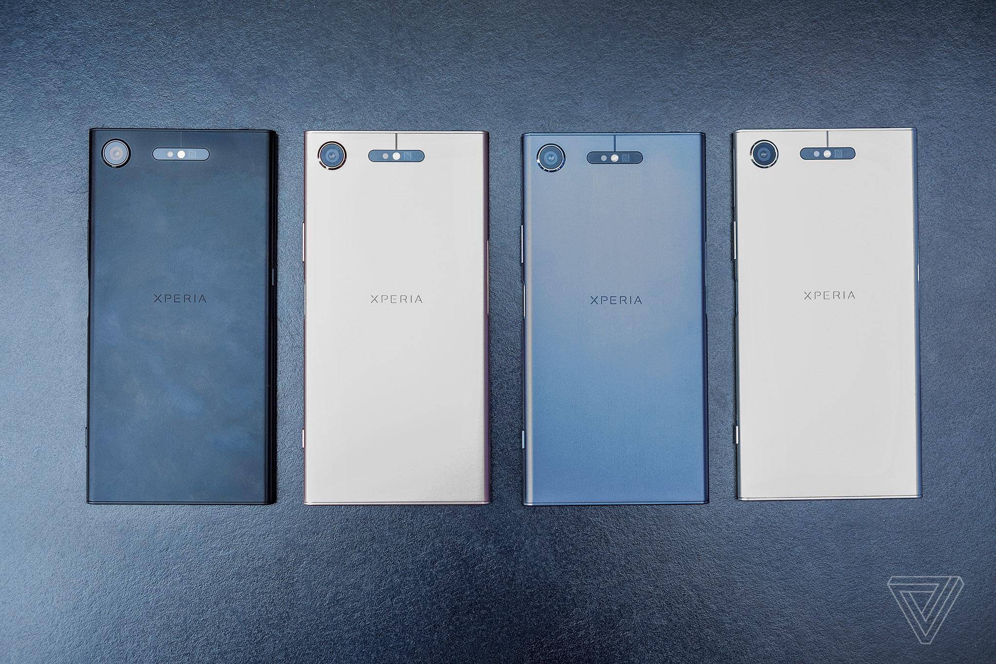 Resultado de imagem para Sony Xperia XZ1