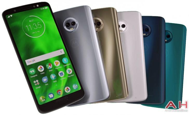 066f8c832b Linha Moto G 2018 será disponibilizada em interessantes ramificações de  cores