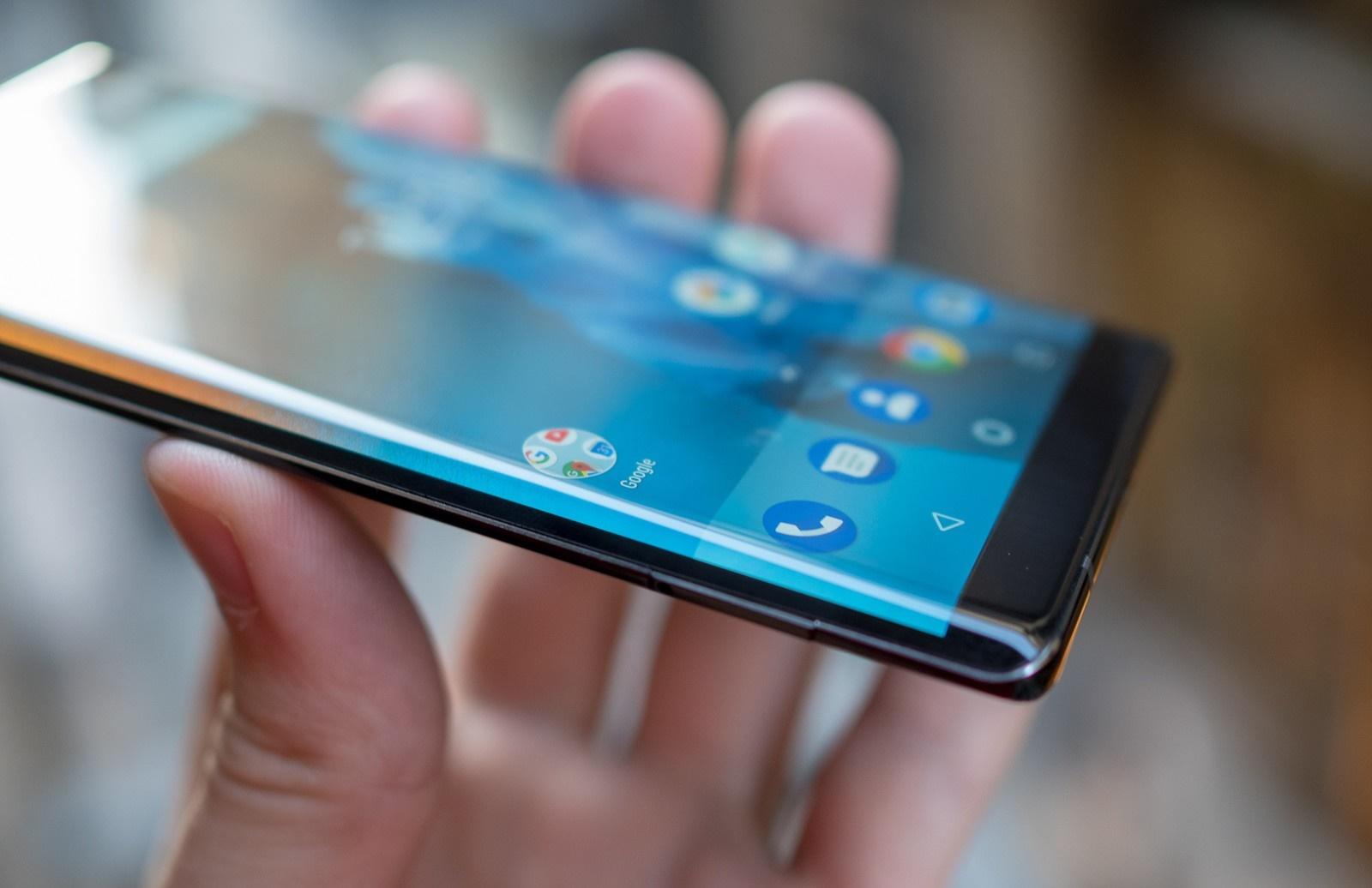 Nokia 9 2018 Deve Trazer Sensor De Digitais Sub Display