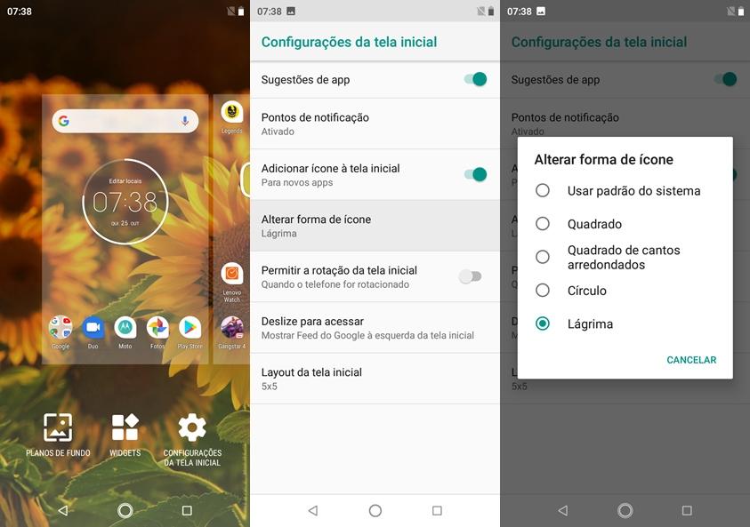 Jurassic Team Por que a Motorola esconde este recurso dos usuários?
