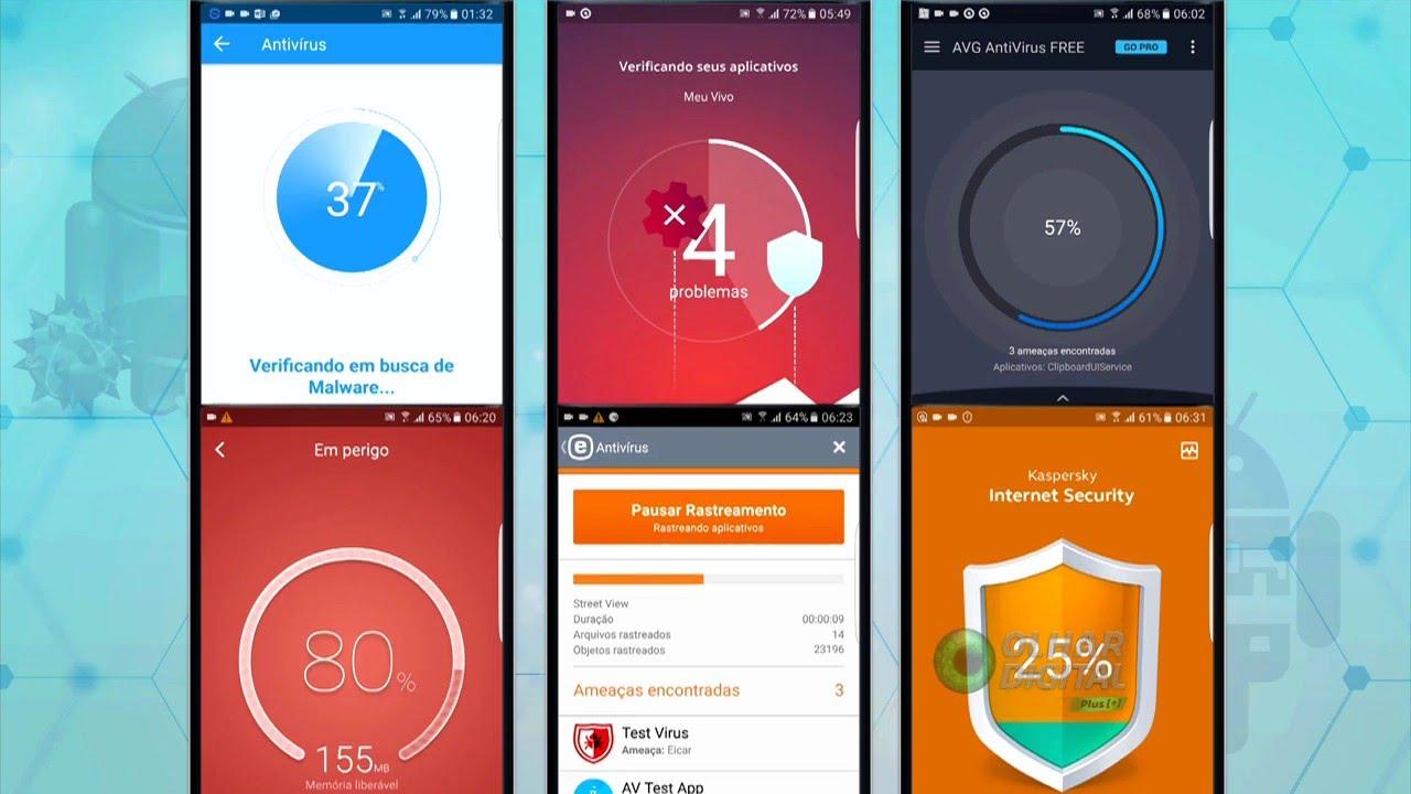 melhor antivírus para android 2019